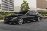 Mercedes-Benz C-Klasse Tuning: Low & lässig