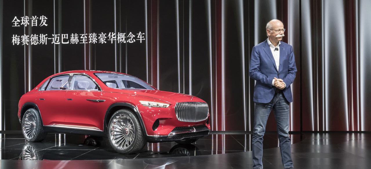 auto china 2018 mercedes benz cars premierenfeier so. Black Bedroom Furniture Sets. Home Design Ideas