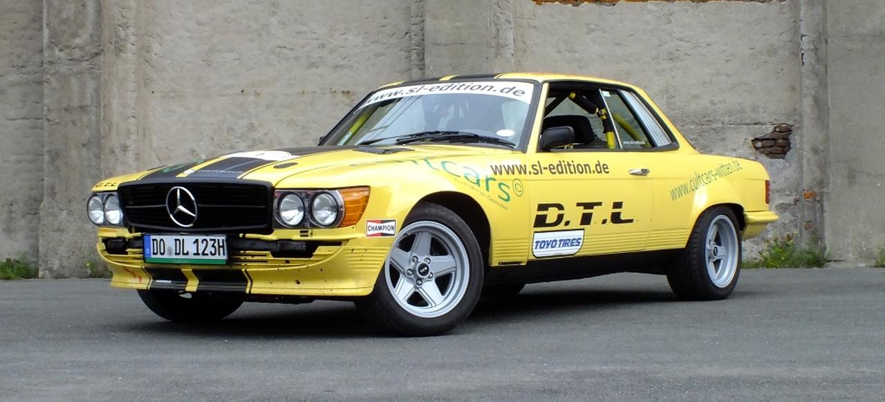 Rallye einzelst ck neuaufbau eines rennwagens 1973 for Rallye mercedes benz