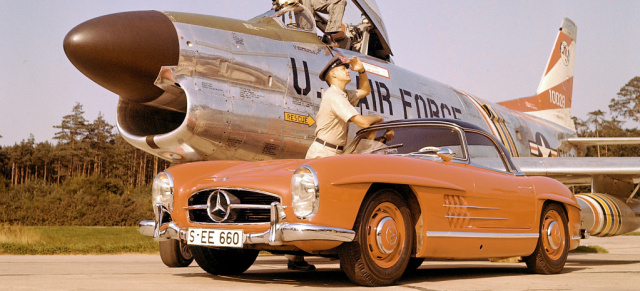 Was zeigt Mercedes-Benz Classic in Pebble Beach? : Automobile Stars unter der Sonne Kaliforniens
