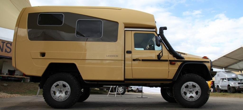 lennson 3c der offroad camper fernreisemobil auf mercedes benz g 300 cdi professional basis. Black Bedroom Furniture Sets. Home Design Ideas