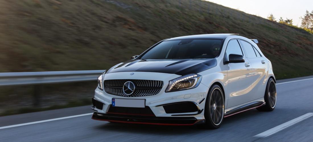 Mercedes Citan Tuning >> Mein schönstes Geschenk: Mercedes A250 Sport: Norwegische A-Klasse mit der fernöstlichen ...