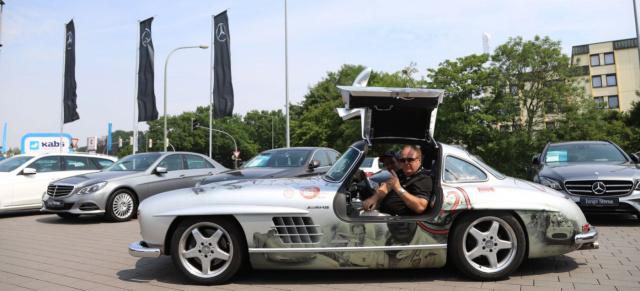 gumball 3000 london - tokyo: die masters of speed bei der