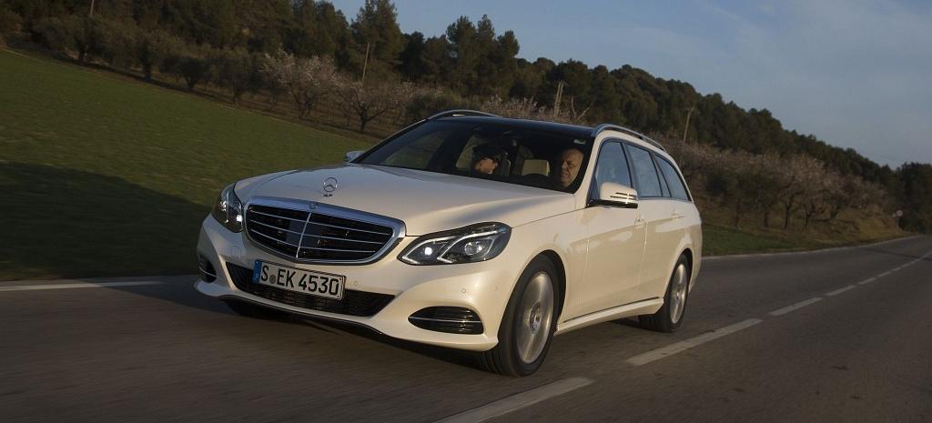 Mercedes Benz E  Cdi T  Elegance