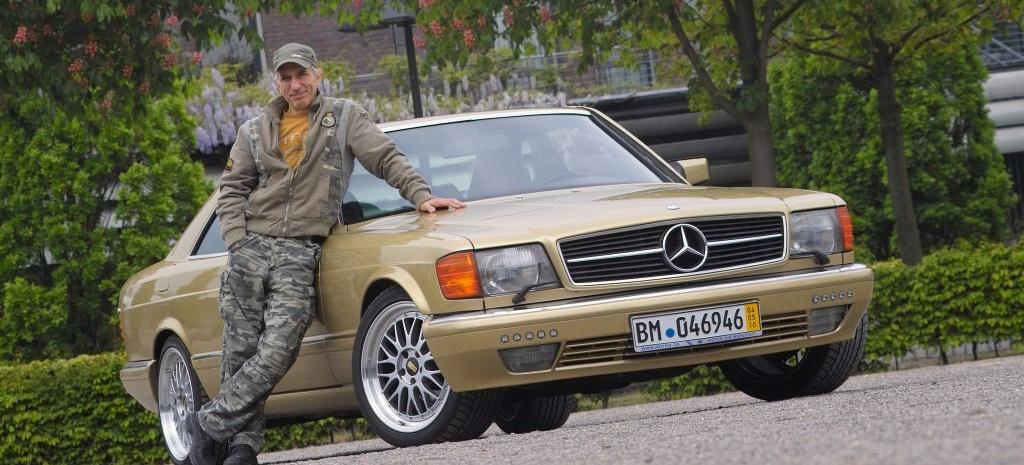 Kultobjekt Bang Boom Bang Benz Ralf Richter Alias Kalle