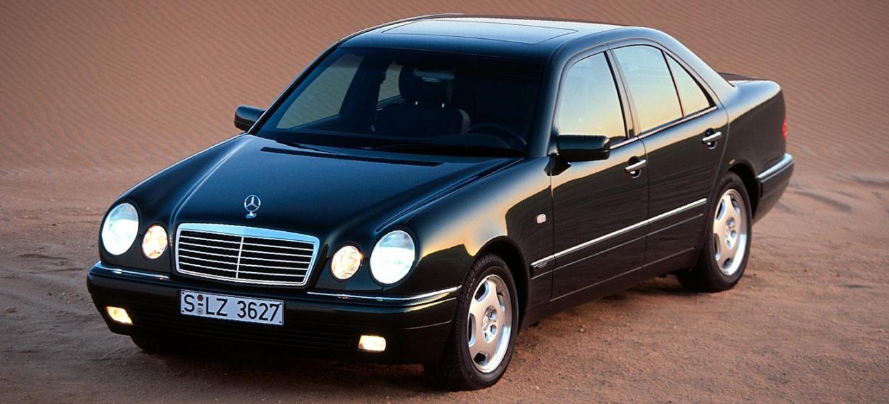Mercedes E Klasse W210 FAQ