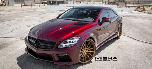 Mercedes Benz Sl  Amg Misha Design