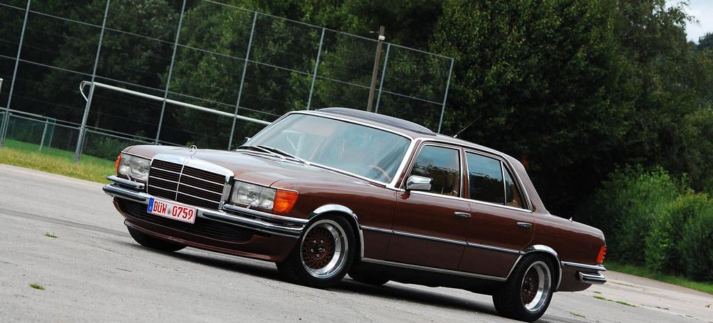 Mercedes  Se Alufelgen
