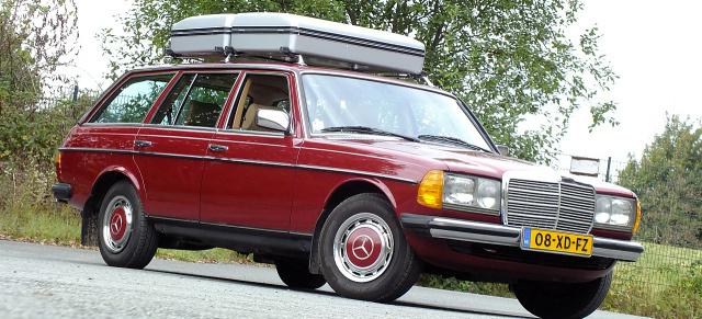 Liebhaberstuck W123 T Modell Meilenstein Der T Modell Geschichte