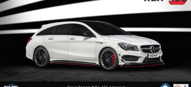 Mercedes Tuning Zubeh 246 R F 252 R Cla Shooting Brake Revozport