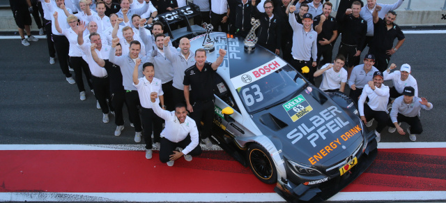 Mercedes-Team GruppeM in der DTM 2021: Wer fährt den ...