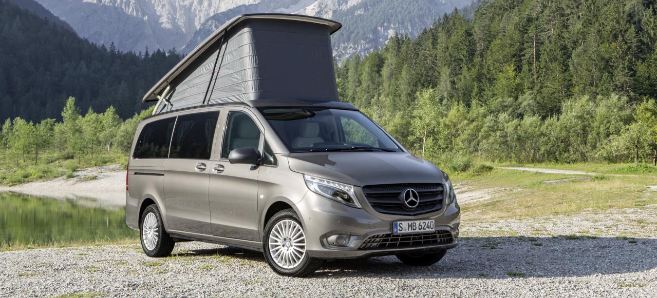caravan salon 2015 in d sseldorf mercedes benz vans auf. Black Bedroom Furniture Sets. Home Design Ideas