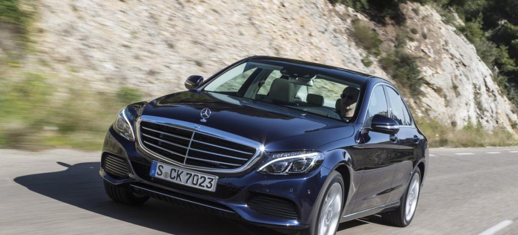 Schon gefahren die neue mercedes benz c klasse mercedes for Mercedes benz fans