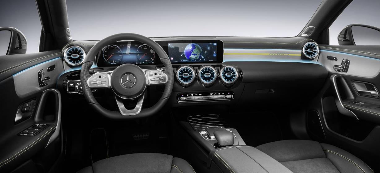 Mercedes-Benz A-Klasse W177: The next big Thing: Ausblick auf die ...
