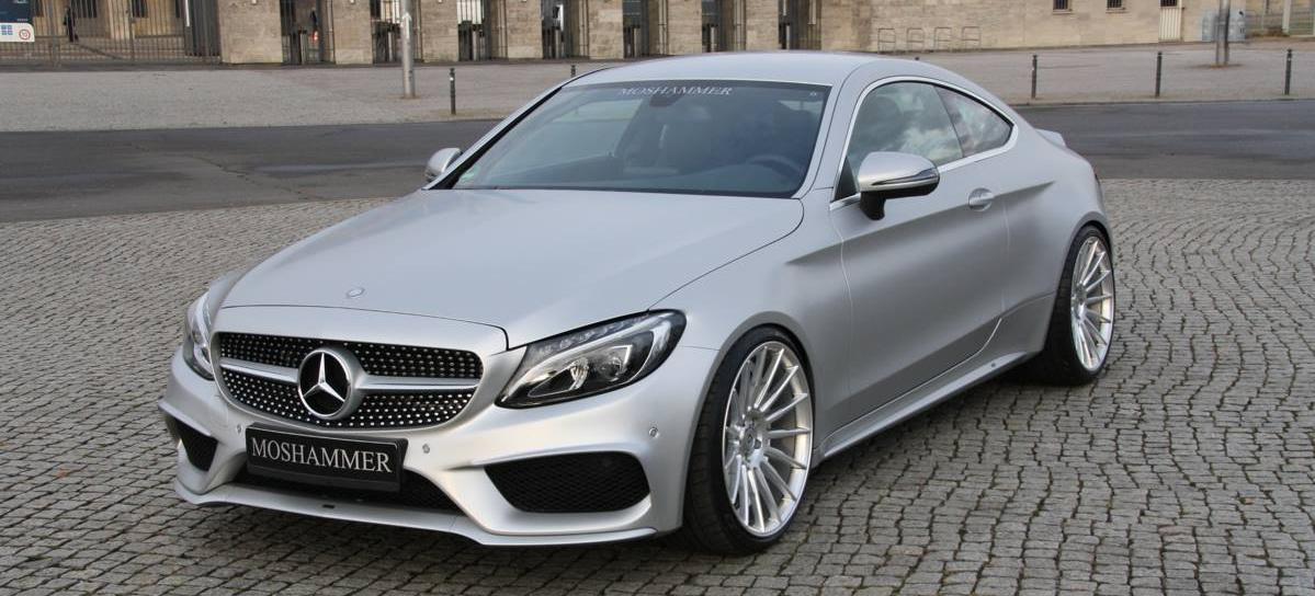 Mercedes Benz C Klasse Tuning Exesor Iii Widebody Kit