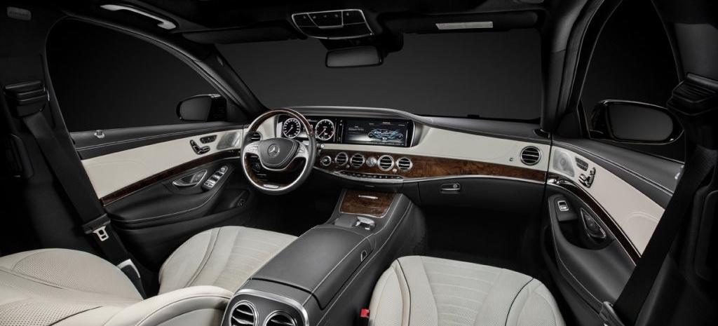 Mercedes Gls Amg >> Ausgezeichnete innere Werte: Mercedes S-Klasse (W222) hat ...