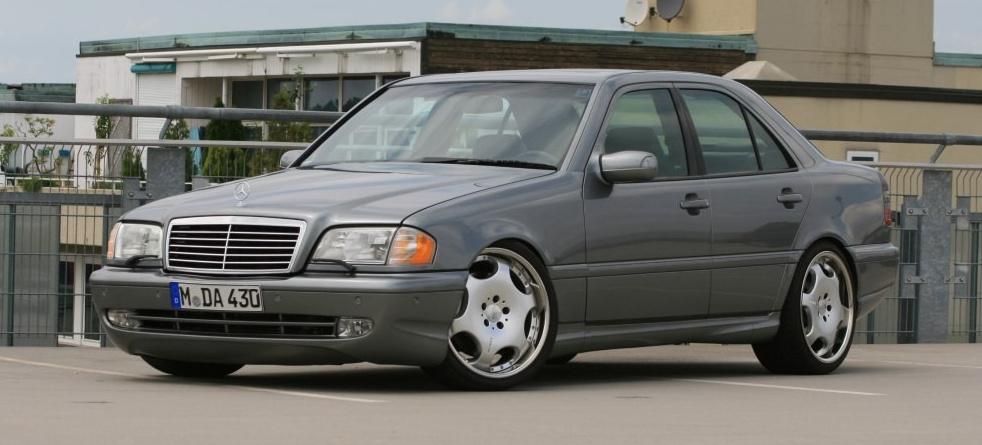Mercedes Gls Amg >> Mein Mercedes (C43 AMG): 99er W202 mit sehr persönlicher ...
