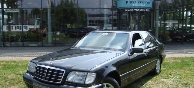 verkauft: aldi-mercedes auf ebay!: 86.150 € für den ganz besonderen