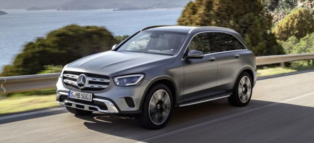 Mercedes Premiere Auf Dem Genfer Auto Salon 2019