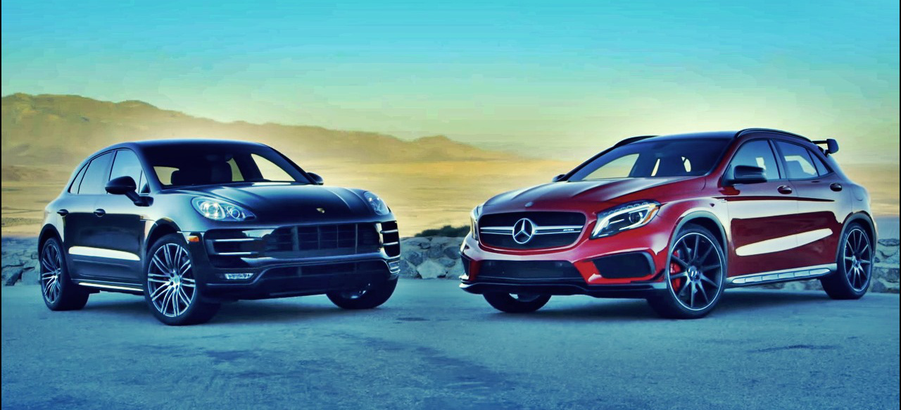 Glc Coupe Vs Macan 2017 2018 Best Cars Reviews