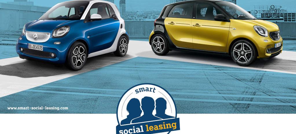 smart vertrieb pilotprojekt smart social leasing smart. Black Bedroom Furniture Sets. Home Design Ideas