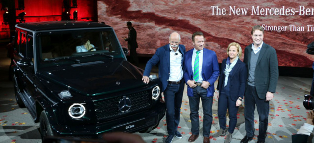North American International Auto Show 2018 - Wir fassen zusammen!: Big Show in Detroit - Mercedes-Benz rockt MoTown