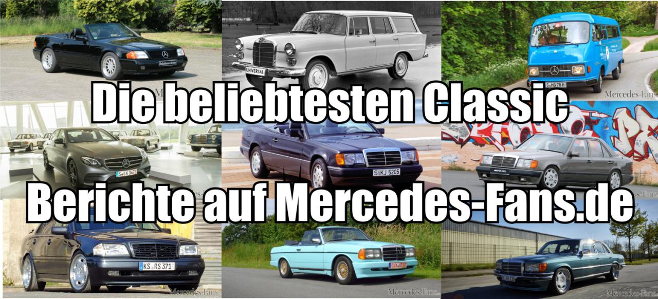 Mercedes Fans