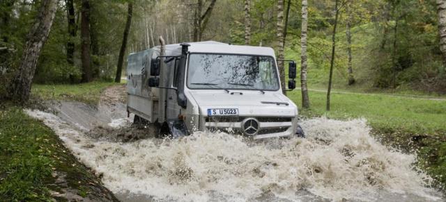 Siegertyp Mercedes Benz Unimog Off Road Award Unimog Ist