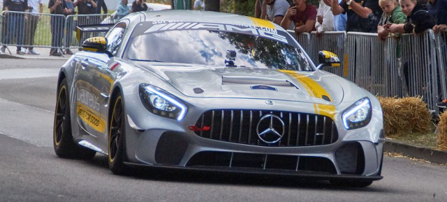 GAMMA Racing Day am 17./18. August in Assen (NL): Für den Guten Zweck: Drive For Good im Mercedes-AMG GT4