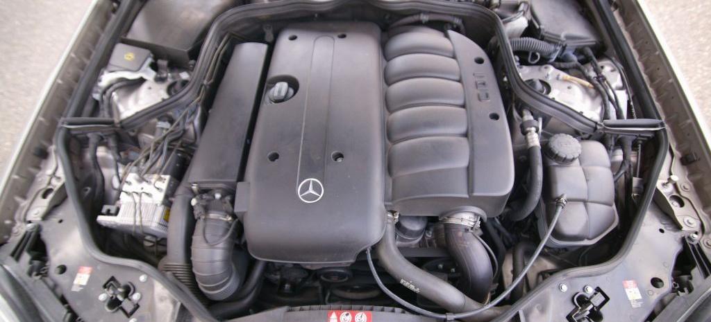 Neue Motoren F 252 R Mercedes Comeback Des