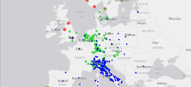 Wichtig Fur Die Auto Urlaubsreise Umweltzonen In Europa News