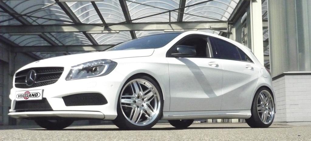 Ems 2012 vogtland mit neuem fahrwerk f r mercedes a for Mercedes benz made in germany