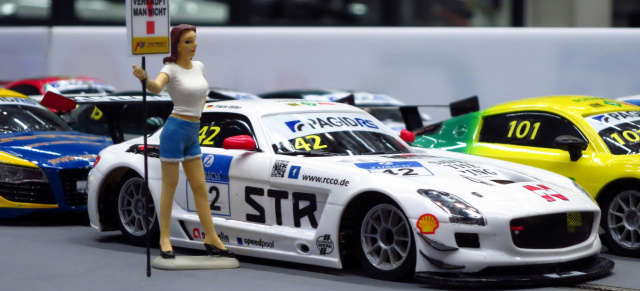 "Slotracing: Mercedes SLS GT3 : Bericht RCCO ""SHELL 20min Hamburg"""