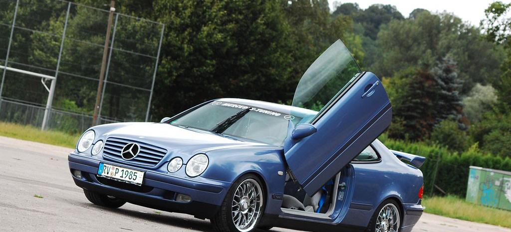 Mercedes Benz C Kompressor Sport