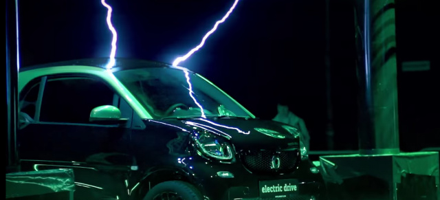 smart electric drive: Der Strom macht die Musik: smart electric symphony
