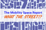 """The Mobility Space Report: What the Street!?"": Neues moovel lab Projekt visualisiert Mobilität in internationalen Metropolen"