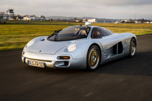 One of a kind: 1993 Isdera Commendatore 112i mit Mercedes M120 V-12