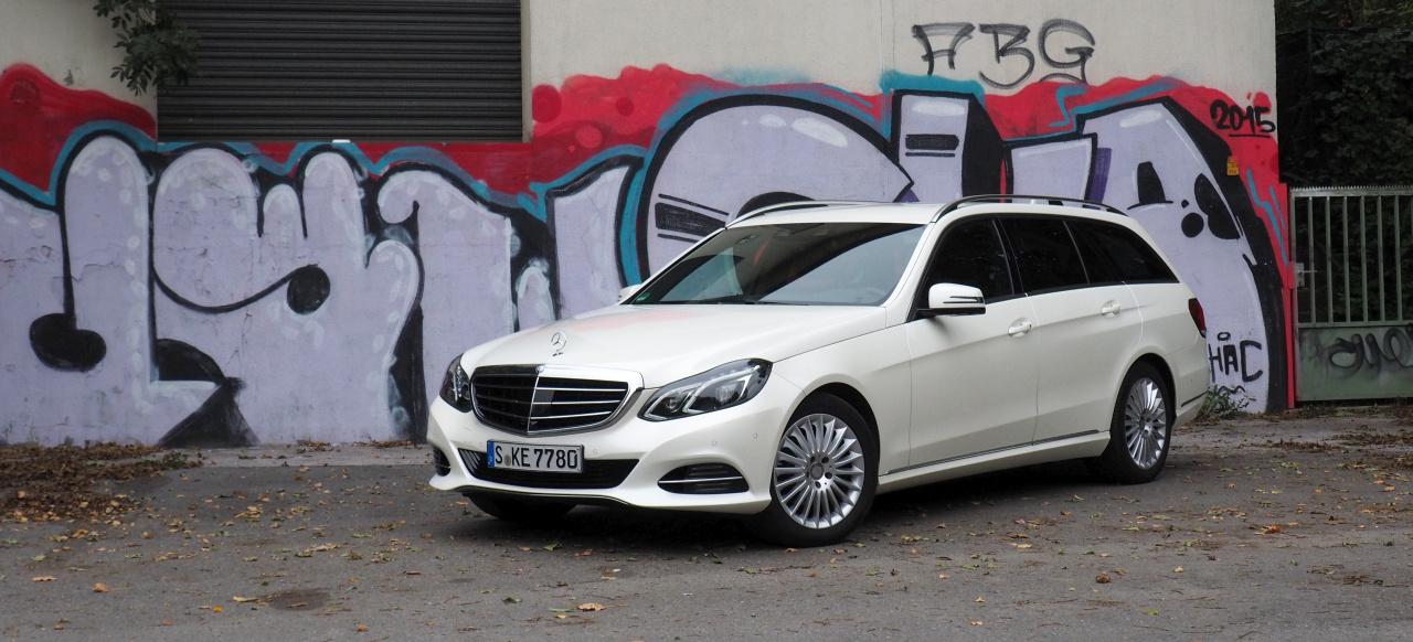 Mercedes Benz Cla >> Fahrbericht: E 220 Bluetec mit 9G-Tronic im Kurztest: Wie sparsam ist der Mercedes-Benz E220 ...