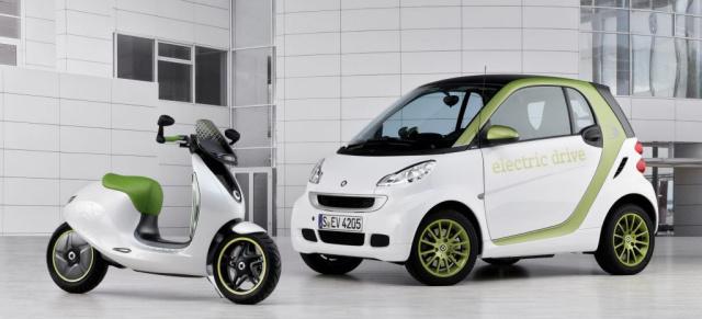 zweiradstudie smart escooter der innovative elektro