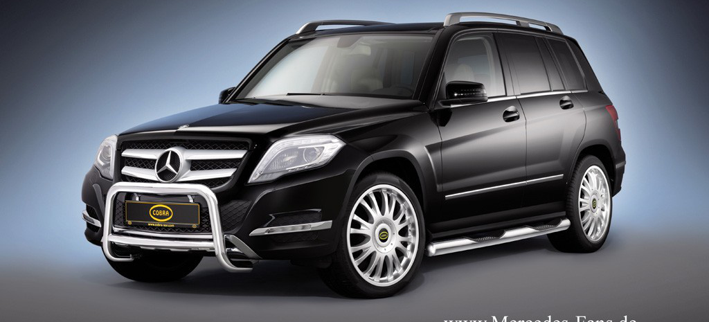 drum dran zubeh r f r den neuen mercedes glk styling. Black Bedroom Furniture Sets. Home Design Ideas