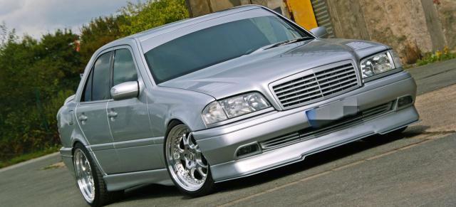 Dritte Bremsleuchte Mercedes Benz A Klasse W