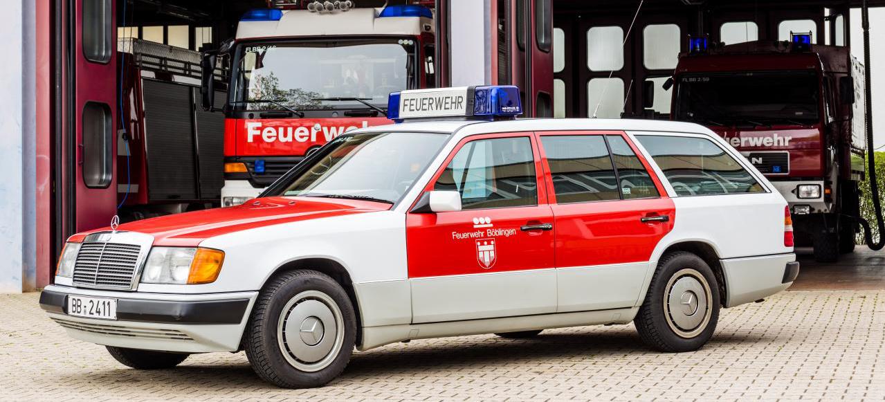 Amg Glc 43 >> Mercedes-Benz Klassiker im Einsatz: Florian, der Star