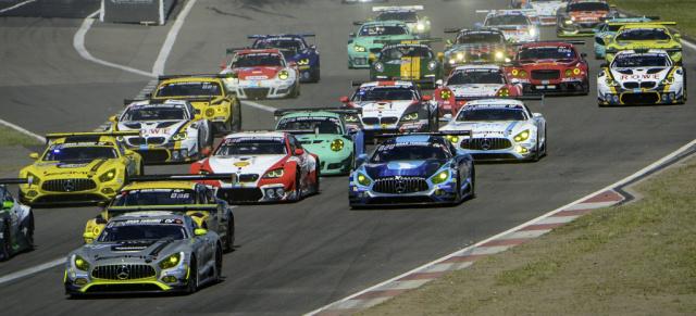 24-Stunden-Rennen Nürburgring live im TV und im Stream