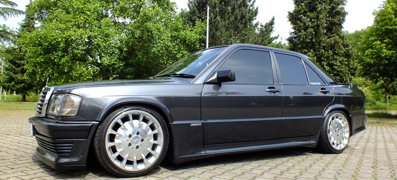 Gutes Von Gestern Mercedes W201 92er Mercedes 190 E 2 6