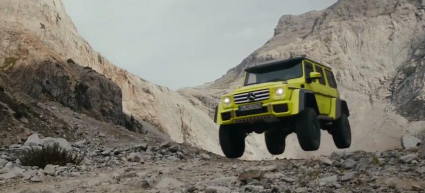 Mercedes Sprinter 4x4 >> Komm mit ins Abenteuerland: Mercedes G500 4x4 hoch 2