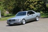Coupe de Ville: 1989 Mercedes-Benz 500 SEC