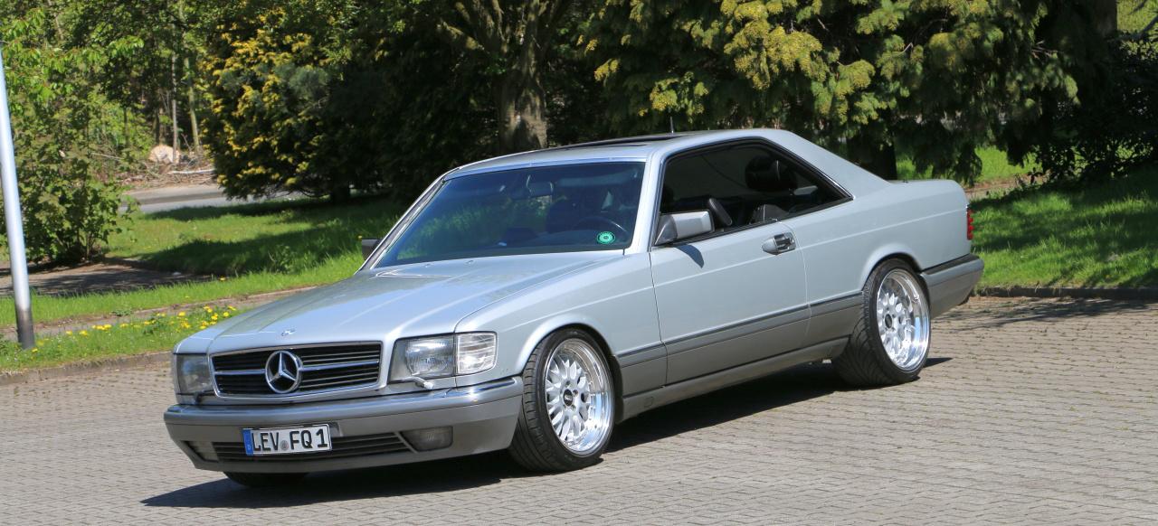Mercedes Benz Sel Amg W