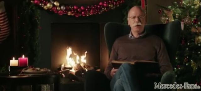 das mercedes fans weihnachts special 2015 mercedes fans. Black Bedroom Furniture Sets. Home Design Ideas