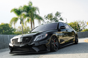 "Mercedes-AMG S63 Tuning: ""Ultimatiefer"" Mercedes-AMG S63:   Absolute Versenkung eines Sterns"