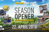 22. April, Trabrennbahn Dinslaken : VAU-MAX TuningShow Season Opener